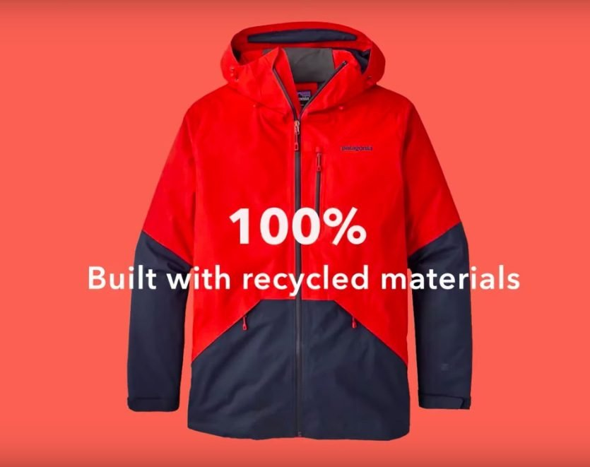 Patagonia Recycled Material